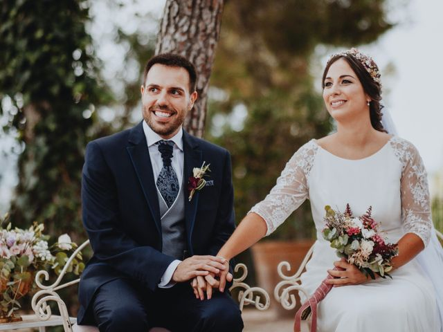 La boda de Santi y Sheila en Aielo De Malferit, Valencia 63