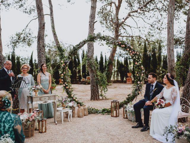 La boda de Santi y Sheila en Aielo De Malferit, Valencia 65