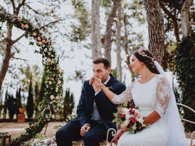 La boda de Santi y Sheila en Aielo De Malferit, Valencia 66
