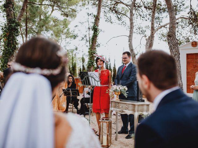 La boda de Santi y Sheila en Aielo De Malferit, Valencia 67