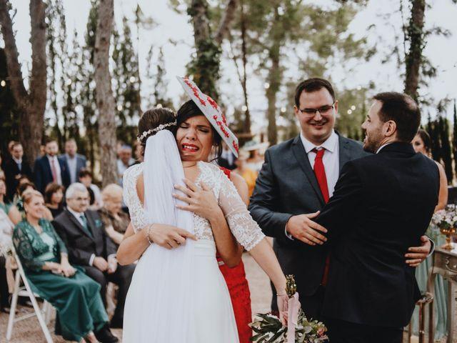 La boda de Santi y Sheila en Aielo De Malferit, Valencia 68