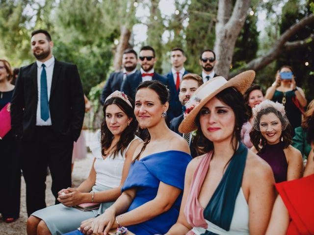 La boda de Santi y Sheila en Aielo De Malferit, Valencia 69