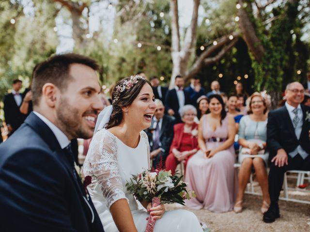 La boda de Santi y Sheila en Aielo De Malferit, Valencia 71