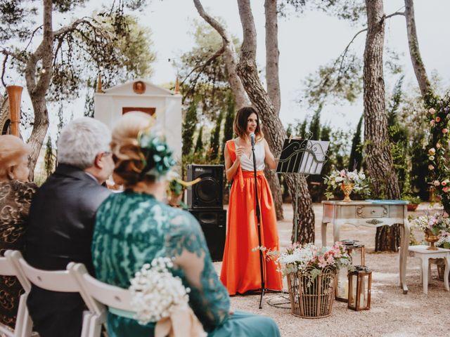 La boda de Santi y Sheila en Aielo De Malferit, Valencia 73