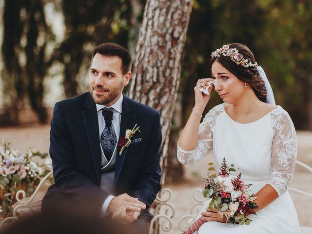 La boda de Santi y Sheila en Aielo De Malferit, Valencia 75