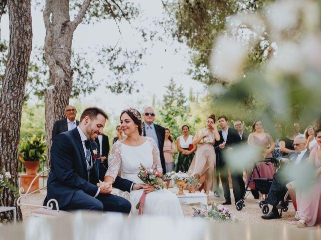 La boda de Santi y Sheila en Aielo De Malferit, Valencia 77