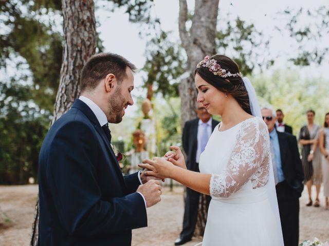 La boda de Santi y Sheila en Aielo De Malferit, Valencia 78