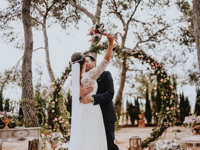 La boda de Santi y Sheila en Aielo De Malferit, Valencia 79