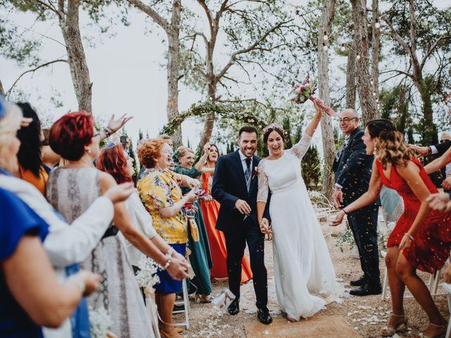 La boda de Santi y Sheila en Aielo De Malferit, Valencia 80