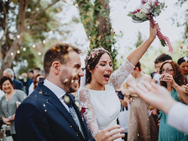 La boda de Santi y Sheila en Aielo De Malferit, Valencia 81