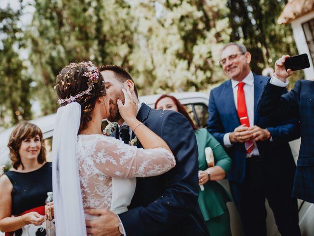 La boda de Santi y Sheila en Aielo De Malferit, Valencia 82