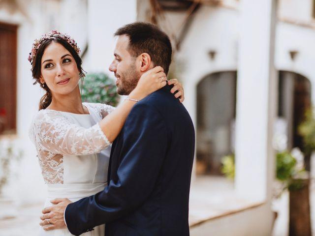 La boda de Santi y Sheila en Aielo De Malferit, Valencia 87
