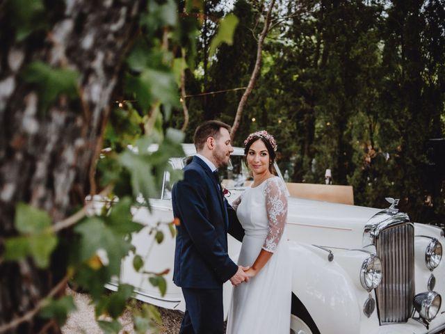 La boda de Santi y Sheila en Aielo De Malferit, Valencia 91