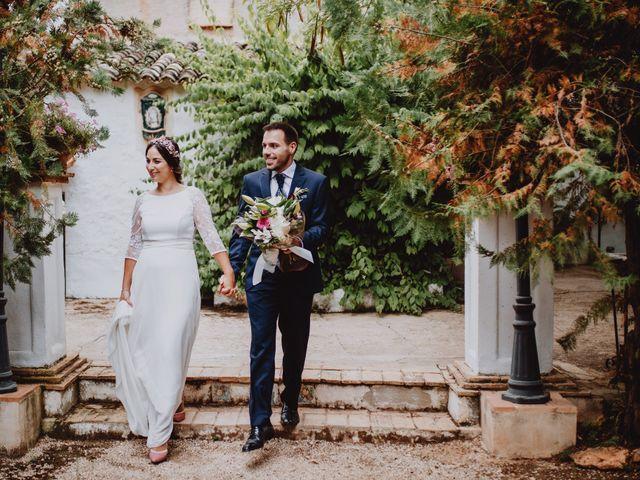 La boda de Santi y Sheila en Aielo De Malferit, Valencia 92
