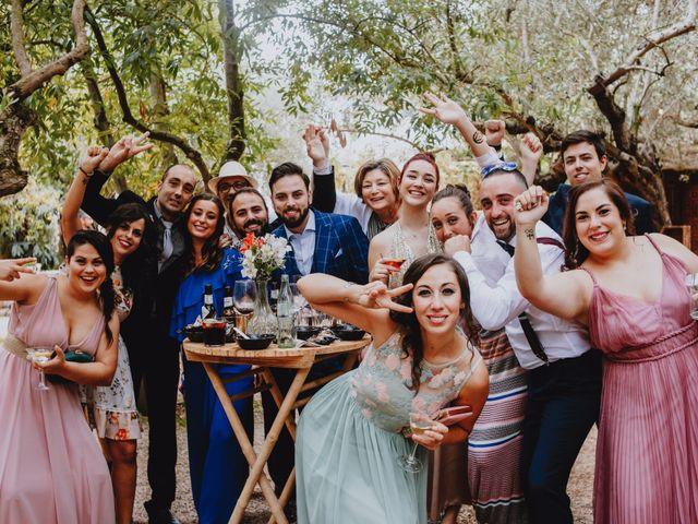 La boda de Santi y Sheila en Aielo De Malferit, Valencia 98