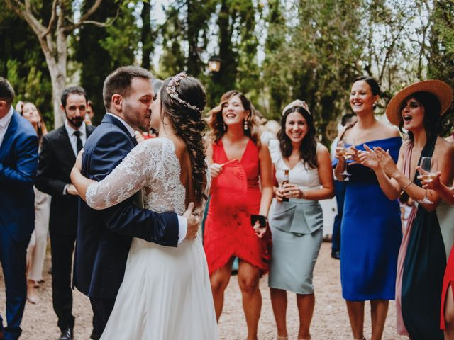 La boda de Santi y Sheila en Aielo De Malferit, Valencia 100