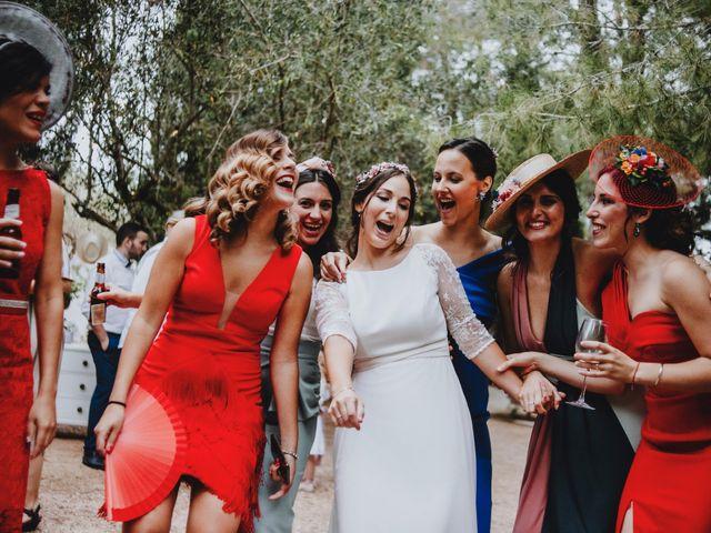 La boda de Santi y Sheila en Aielo De Malferit, Valencia 101