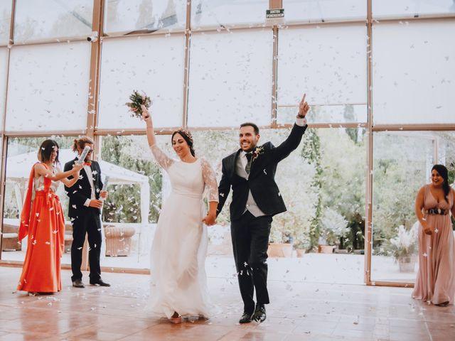 La boda de Santi y Sheila en Aielo De Malferit, Valencia 106