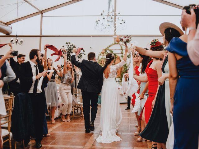 La boda de Santi y Sheila en Aielo De Malferit, Valencia 108