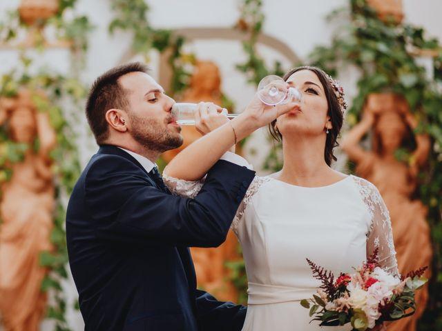La boda de Santi y Sheila en Aielo De Malferit, Valencia 110