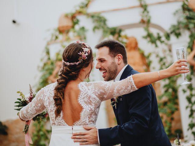 La boda de Santi y Sheila en Aielo De Malferit, Valencia 111