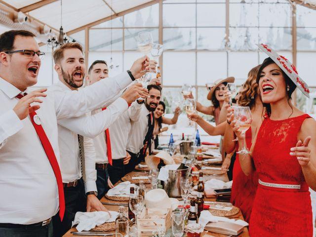La boda de Santi y Sheila en Aielo De Malferit, Valencia 114