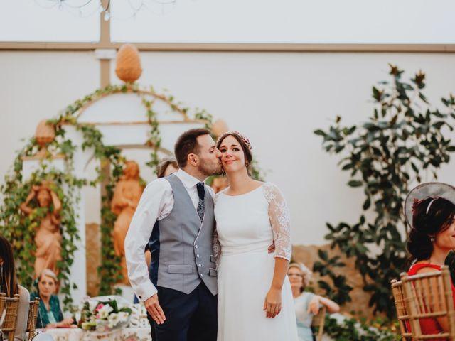 La boda de Santi y Sheila en Aielo De Malferit, Valencia 123