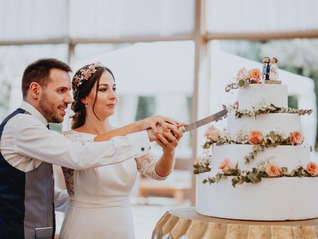 La boda de Santi y Sheila en Aielo De Malferit, Valencia 125
