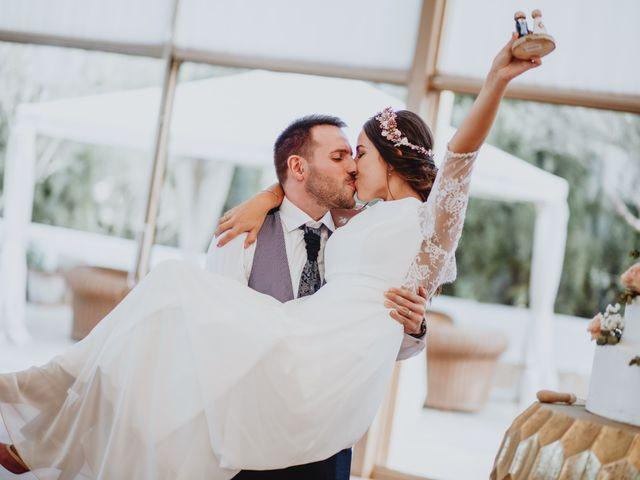 La boda de Santi y Sheila en Aielo De Malferit, Valencia 126