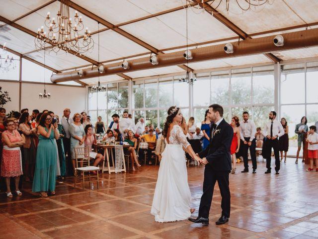 La boda de Santi y Sheila en Aielo De Malferit, Valencia 128
