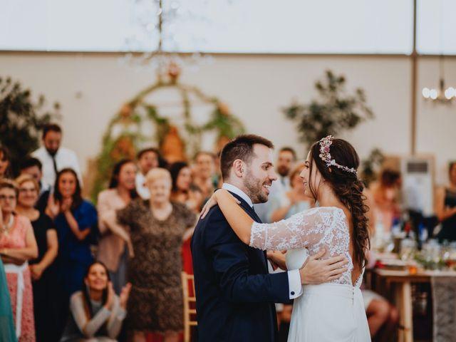 La boda de Santi y Sheila en Aielo De Malferit, Valencia 129