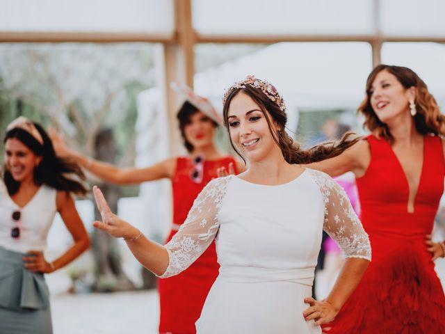 La boda de Santi y Sheila en Aielo De Malferit, Valencia 131