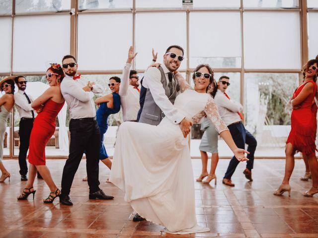 La boda de Santi y Sheila en Aielo De Malferit, Valencia 133