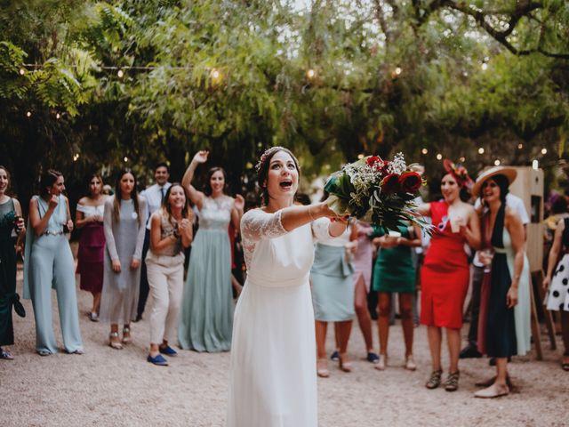 La boda de Santi y Sheila en Aielo De Malferit, Valencia 139
