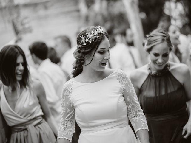 La boda de Santi y Sheila en Aielo De Malferit, Valencia 141