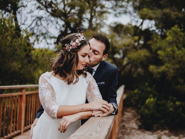 La boda de Santi y Sheila en Aielo De Malferit, Valencia 145