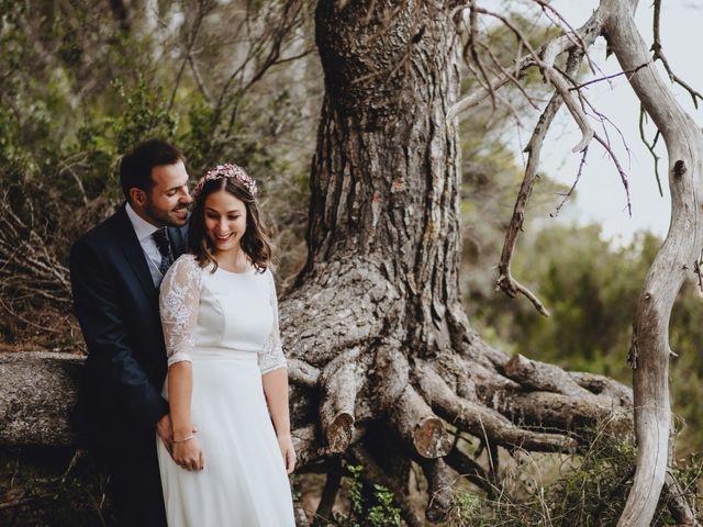 La boda de Santi y Sheila en Aielo De Malferit, Valencia 146