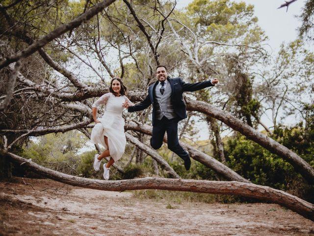 La boda de Santi y Sheila en Aielo De Malferit, Valencia 148