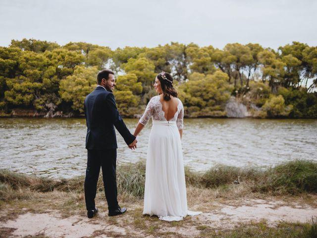 La boda de Santi y Sheila en Aielo De Malferit, Valencia 153