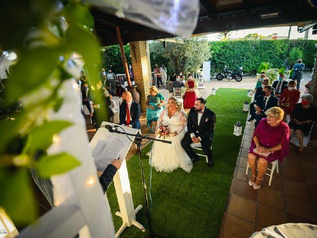 La boda de Alba y Óscar