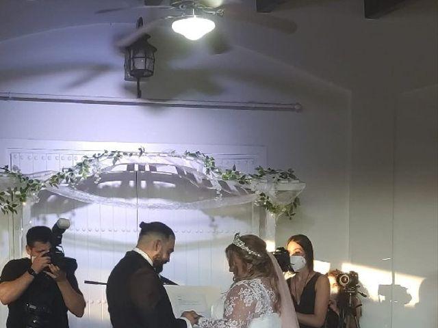 La boda de Óscar  y Alba en Chiclana De La Frontera, Cádiz 12