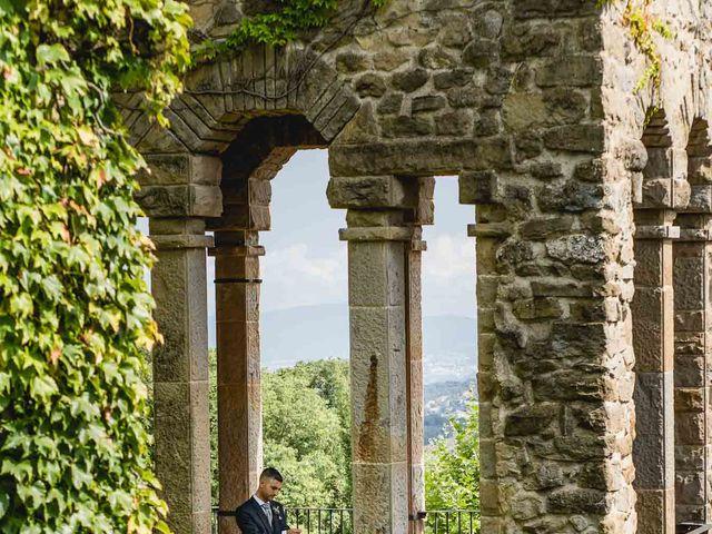La boda de Kevin y Iolanda en Sant Feliu De Codines, Barcelona 11