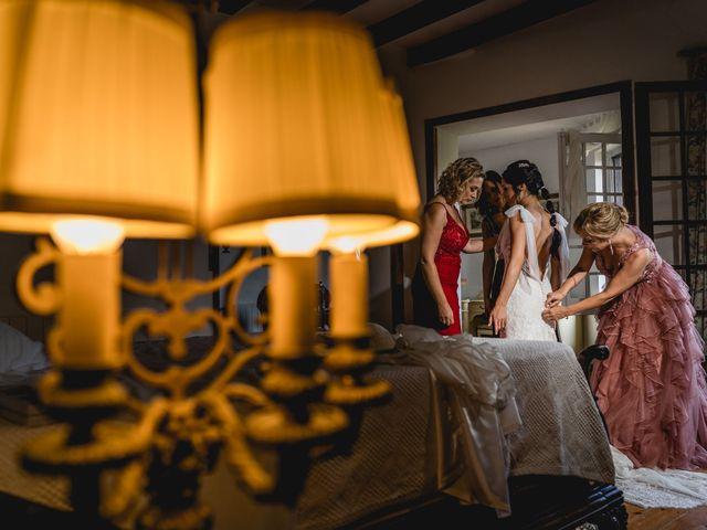 La boda de Kevin y Iolanda en Sant Feliu De Codines, Barcelona 17