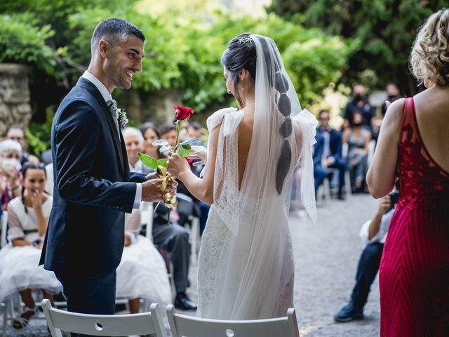 La boda de Kevin y Iolanda en Sant Feliu De Codines, Barcelona 28