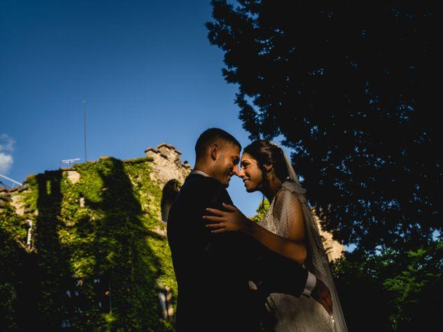La boda de Kevin y Iolanda en Sant Feliu De Codines, Barcelona 32