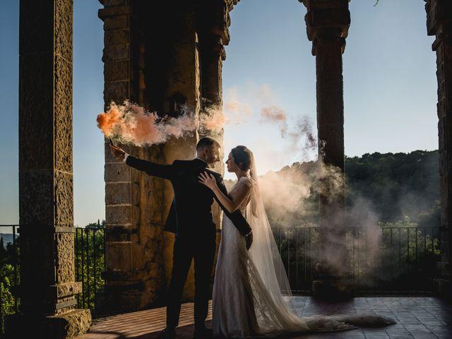 La boda de Kevin y Iolanda en Sant Feliu De Codines, Barcelona 37