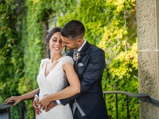 La boda de Kevin y Iolanda en Sant Feliu De Codines, Barcelona 38