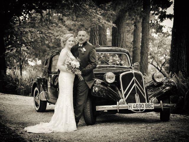 La boda de Vanesa y Alexis
