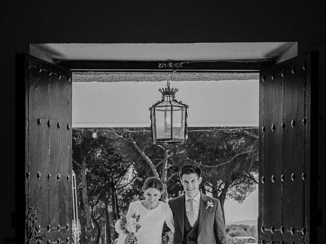 La boda de Alberto y Cristina en Torrelodones, Madrid 4