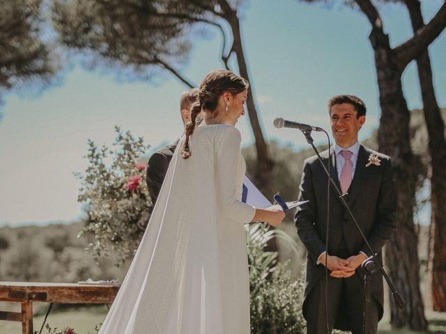 La boda de Alberto y Cristina en Torrelodones, Madrid 6